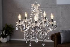 Kronleuchter Mit Kerzen Und Lampen : kronleuchter klar mit 5 armen k niglicher l ster riess ~ Bigdaddyawards.com Haus und Dekorationen