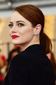 Emma Stone Red Carpet Makeup