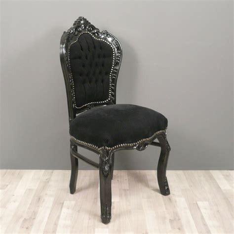 chaise baroque pas cher chaise baroque fauteuil baroque meuble baroque