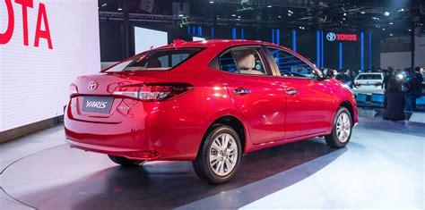 Toyota Yaris 2018 2018 toyota yaris sedan unveiled in new delhi photos