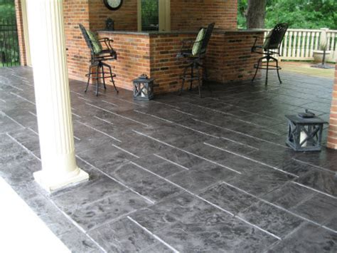 concrete patio repair resurfacing stlouis mo