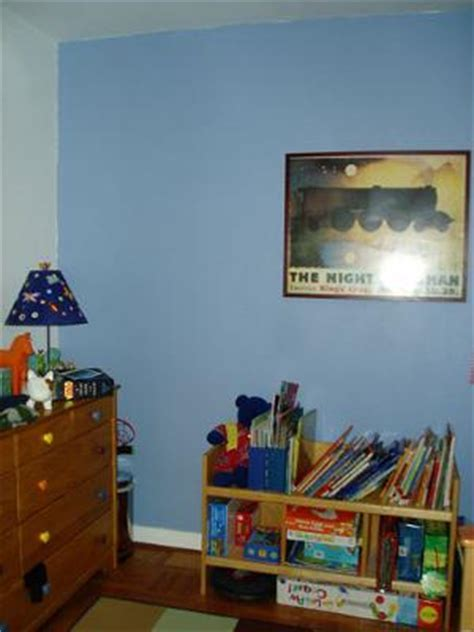 Accent Wall in a Kids' Room