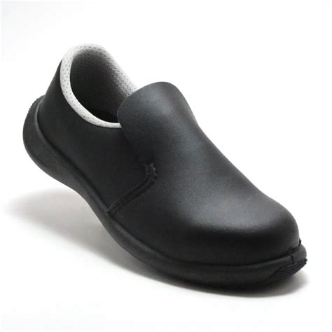 chaussure securite cuisine chaussure de cuisine noir pour femme lisashoes sarl