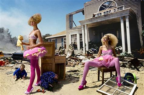 fashion image david lachapelle
