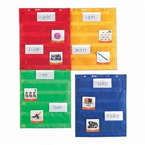 Magnetic Pocket Chart Squares Calloway House
