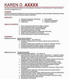Administrative Assistant Resume Objectives Human Service Worker Objectives Resume Objective