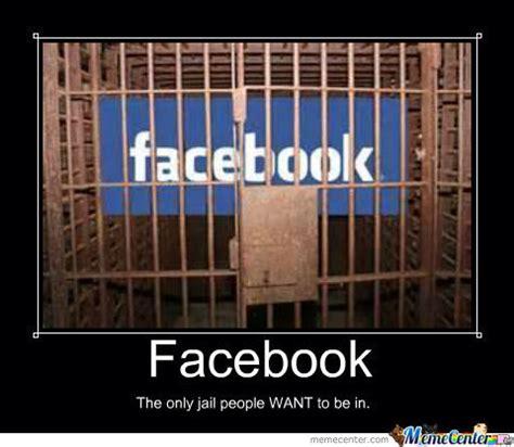 Facebook Jail Memes - facebook jail by adventureturtle12 meme center