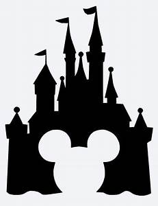 1000+ ideas about Disney Castle Silhouette on Pinterest ...