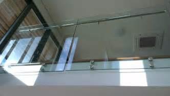 jual railing tangga kaca stainless steel  jakarta pusat