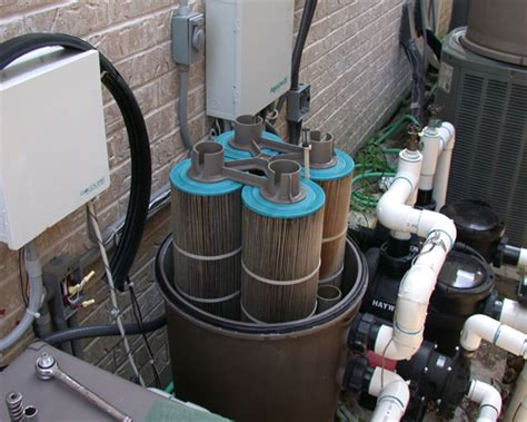 How To Clean Your Pools Cartridge Filter