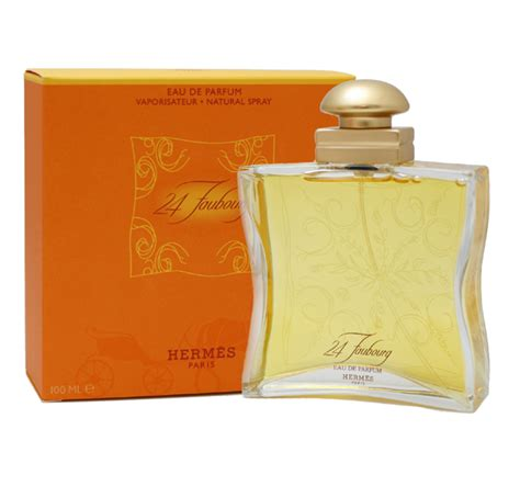 24 faubourg hermes le parfumier
