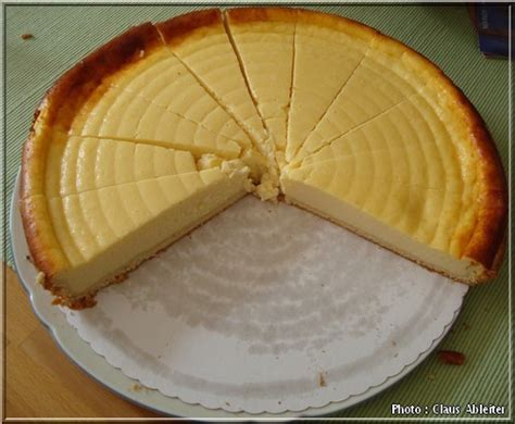 recette de cuisine allemande recette kasekuchen le cheesecake allemand