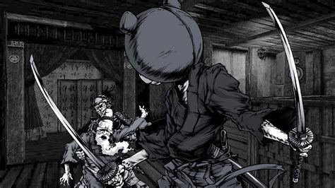 afro samurai  hits pspc  xbox  edition coming