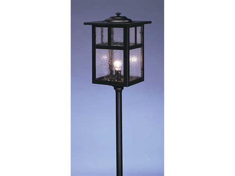 arroyo craftsman mission outdoor post mount light lv24 m6