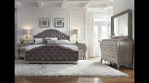 rhianna glam style bedroom set  pulaski furniture home gallery stores youtube