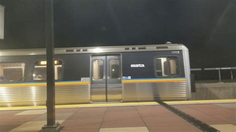MARTA Red Line 11/16/18 - YouTube