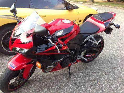 honda 600rr for sale 2008 honda cbr 600rr streetbike for sale mint for sale on