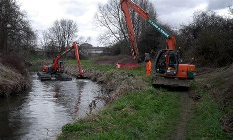 angling trust blog sat perils  dredging rivers