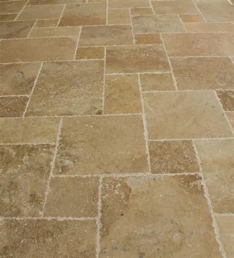 builddirect travertine tile antique pattern travertine