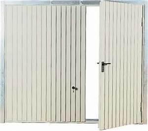 porte de garage basculante tablier metallique avec With porte de garage basculante avec portillon pour modele de porte exterieur