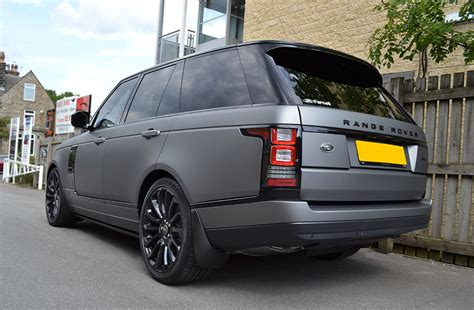 matte gray range rover matte grey metallic range rover vogue reforma uk