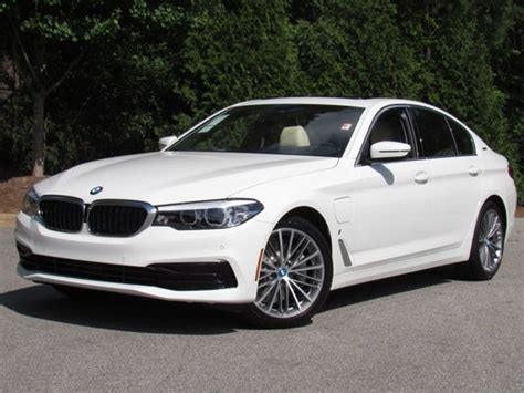 2019 Bmw 5 Series by New 2019 Bmw 5 Series 530e Iperformance In Hybrid