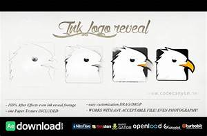 Logo ink reveal free download videohive template free for How to get free videohive templates