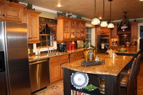 """""""Want these countertops one day""""Love the black island with"""