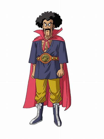 Satan Dragon Ball Super Mr Dbz Goku