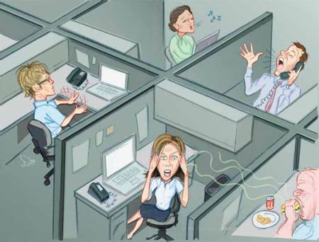 Office Noise by How To Reduce Noise In Your Open Office And Improve