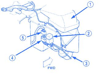 jeep wrangler 2000 passenger compartment electrical