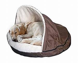 Extra large plush fleecy pet cave soft bed for dog or cat for Plush dog house bed