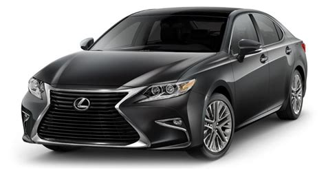 lexus es lineup  drive review digital trends