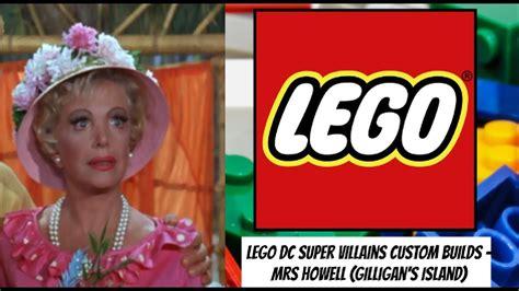 Lego Dc Super Villains Custom Builds Mrs Howell