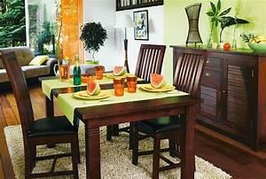 salle a manger ethnique With tapis ethnique avec prix pour faire recouvrir un canapé