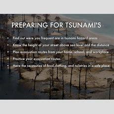 Tsunami By Joshua & Stephen By Joshua Dantzler