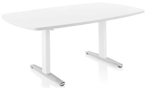 herman miller sit stand desk hermanmiller renew oval sit stand desk laminate the