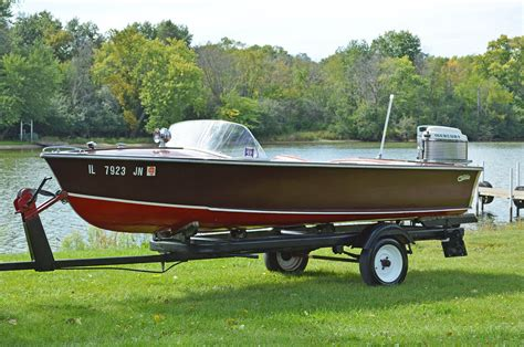 Runabout Boat Wood by Carver Boats Special Wood Runabout Boat For Sale From Usa
