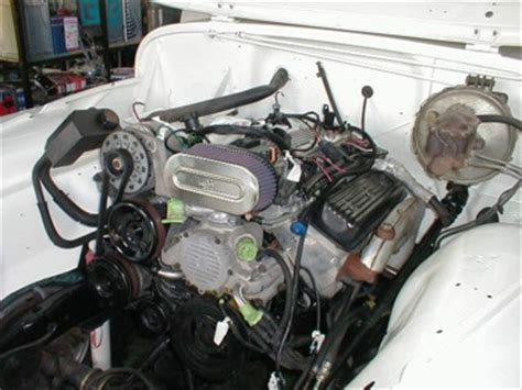 Yj 350 Conversion Wiring Diagram by The Novak Guide To Installing Chevrolet Gm Engines Into