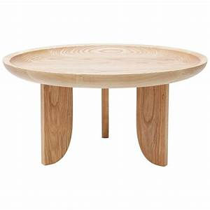 dish solid wood contemporary sculptural carved side coffee With contemporary wood coffee tables and end tables