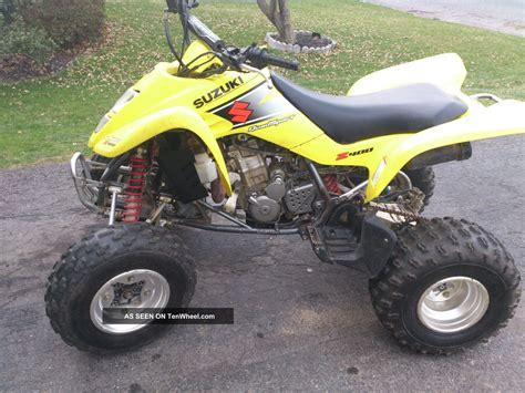 2003 Suzuki Ltz400 by 2003 Suzuki Ltz400