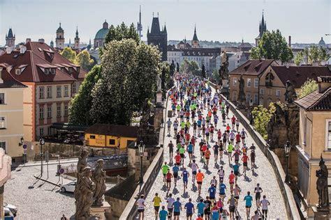 prague marathon prague czech    runs