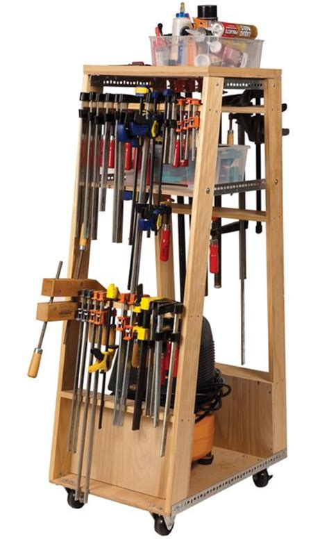 Pipe clamps are heavy and cumbersome, which makes them diffi. 75 best images about Wood-Clamp Rack on Pinterest | Shops ...