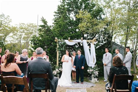 Cape Cod Wedding In New England  Boston Wedding Photographer