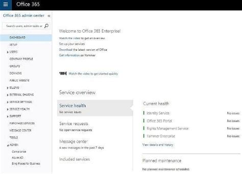Office 365 Portal Trial by How To Make The Most Of A Free Office 365 Trial