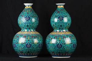 Chinesisches Porzellan Kaufen : pair chinesisches porzellan wucai vasen urnen doppelk rbis ~ Michelbontemps.com Haus und Dekorationen