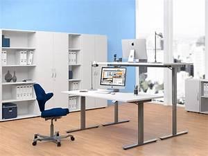Elektrisch Höhenverstellbarer Schreibtisch : schreibtisch geschichte und fakten zum arbeitsmittel ~ Markanthonyermac.com Haus und Dekorationen