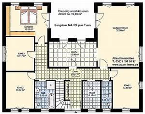 Atrium Bungalow Grundrisse : bungalow grundriss offene kuche 3d ~ Bigdaddyawards.com Haus und Dekorationen