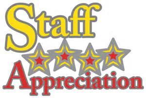 Staff Appreciation Clip Art