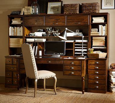 pottery barn office furniture pottery barn home office girlypc